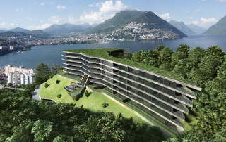 buying a swiss property lugano sky