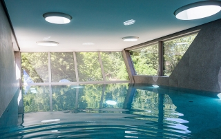 swimming pool luxury villa switzerland